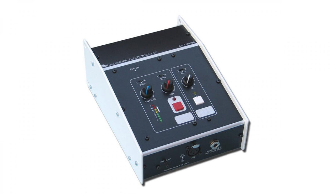 GS-CU008/A - Single Comms Box with 1 x Talkback 4 Wires