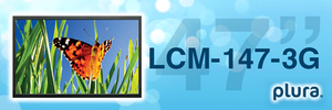 "LCM-147-3G 47"" Preview Broadcast Monitor"