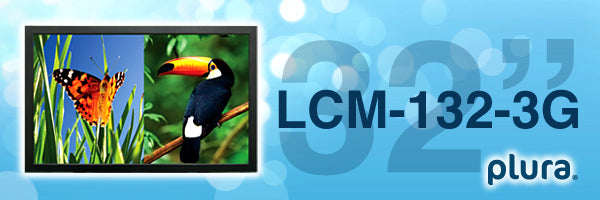 "LCM-132-3G 32"" Preview 3G Broadcast Monitor"