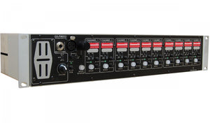 GS-FW033 - 10 Channel 4W Subrack with 10 x 10 Matrix Switcher