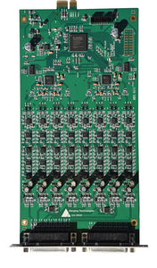 Horus/Hapi 8 channel Mic/Line Dual Gain A/D module with Direct Out, up to 192 kHz