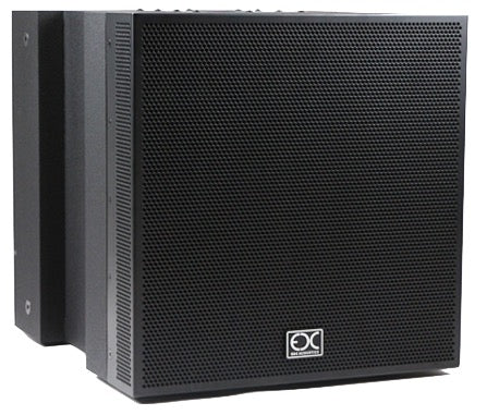 Plane Array Speaker - Analog only, Dante and AES optional
