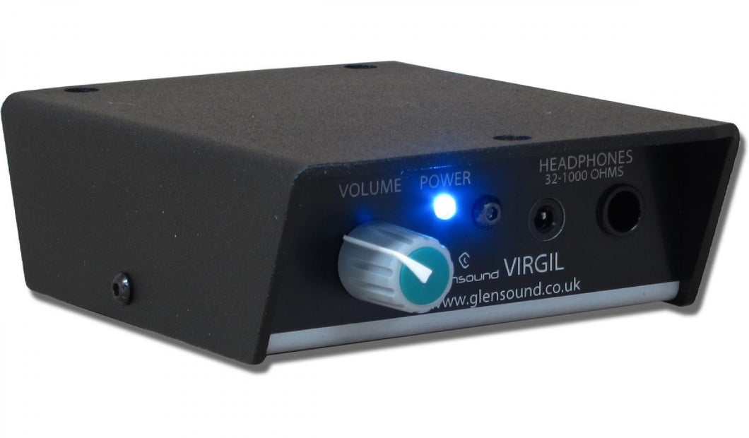 VIRGIL - Stereo Studio Compact Headphone Amplifier