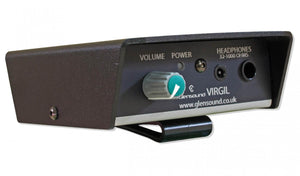 Virgil BC - Stereo Dante Headphone Amp with Belt Clip