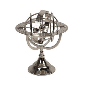 Silver Armillary Sphere