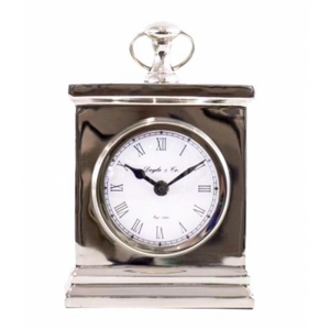 Rectangle Mantle Clock