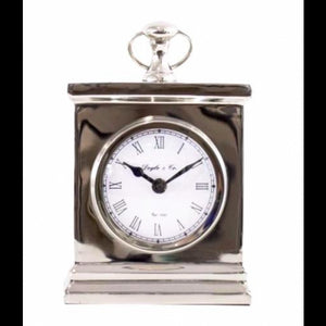 Rectangle Mantle Clock Large