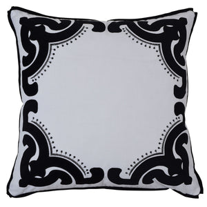 Bronte Black Cushion