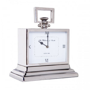William & Smith Small Clock