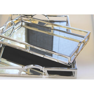 Rectangle Arch Handle Tray