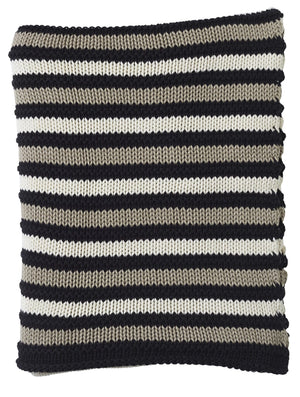Manhattan Triple Stripe Throw
