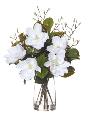 Grand Magnolia Berry Mix in Vase