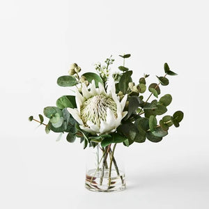 Protea King Mix in Vase