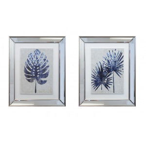 Palm Wall Art Set of 2
