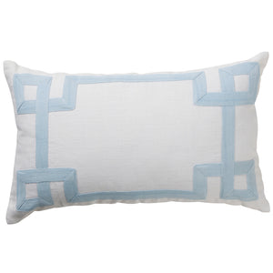 Modena Sky Blue Cushion