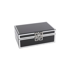 Katrina Black Jewellery Box