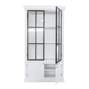 Aurora Iron Door Cabinet