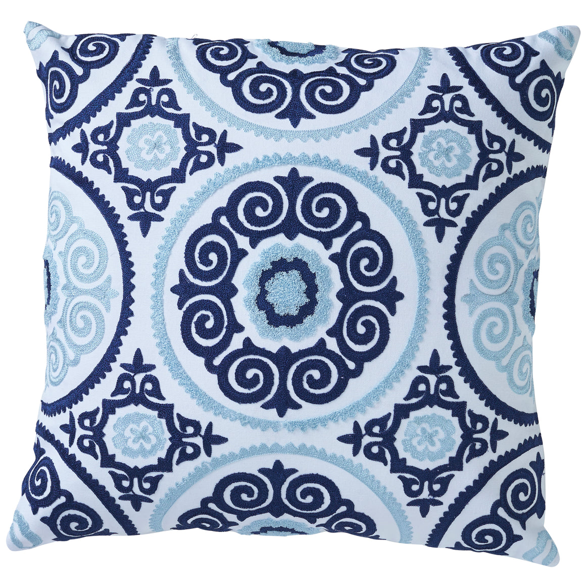 Suzana Sky Blue Cushion
