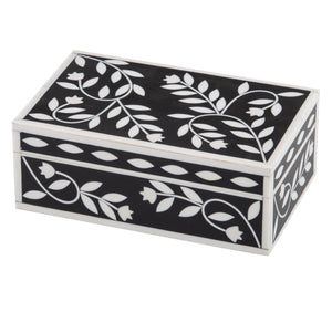 Alaia Deco Box Black & White