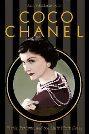 Coco Chanel Pearls Book