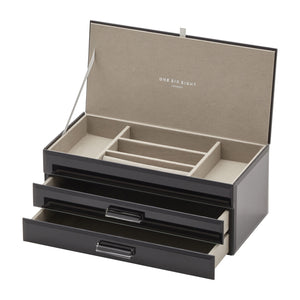 Gabriella Black Jewellery Box Lge