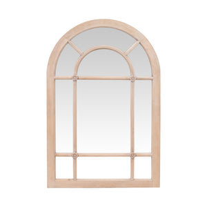 Ladbroke Arched Timber Mirror