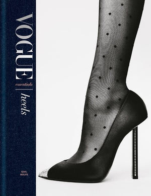 Vogue Essentials: Heels Book