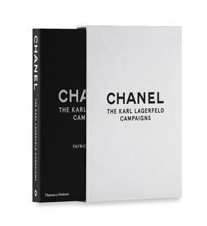 Chanel - The Karl Lagerfeld Campaigns Book