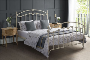 Katrina King Size Bed