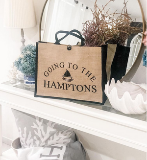 Going to the Hamptons Tote