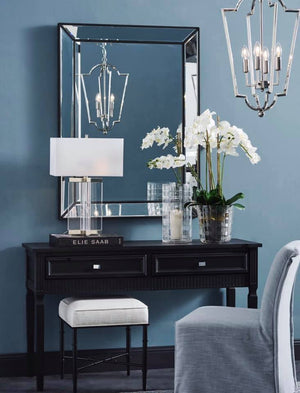 Black Merci Console Table