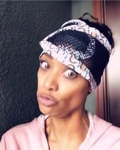 Official Bonnet Chronicles Hair Wrap