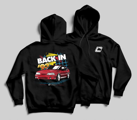 Back In '93 Fox Body Hoodie