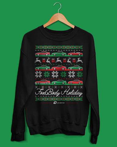 Holiday Horses Sweatshirt