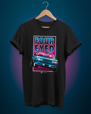Four Eyed Fox Body Shirt
