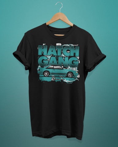 Hatch Gang Fox Body Tee