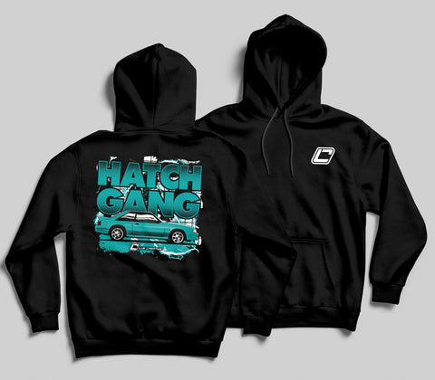 Hatch Gang Fox Body Hoodie