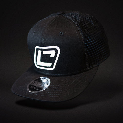 LUE Creative Mesh Trucker Hat