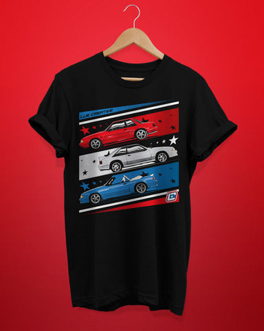 American Aero Fox Body Shirt