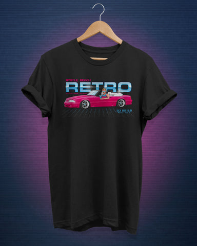 Retro Meet 2017 Tee Shirt