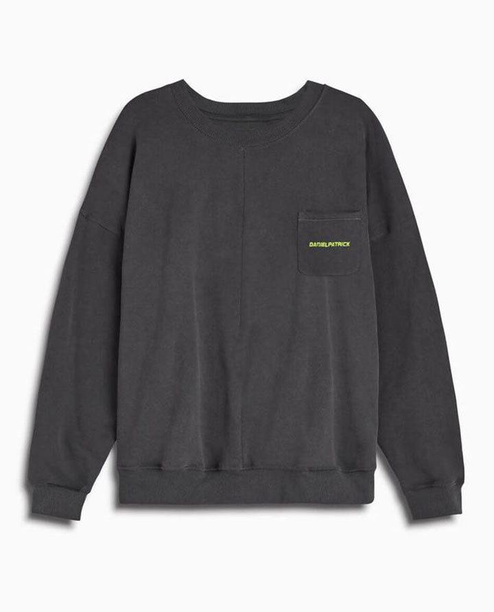 Pocket Crew Sweat II