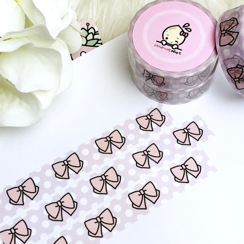 Washi Tape | Bows and Bows