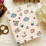 Sticker Album (Regular Size) | Tea Party Nov 2020 Collection