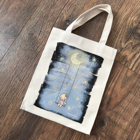 Canvas Pouch | Midnight Stars Edition