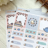 Tea Party Minimal Kit | 2020 Collection