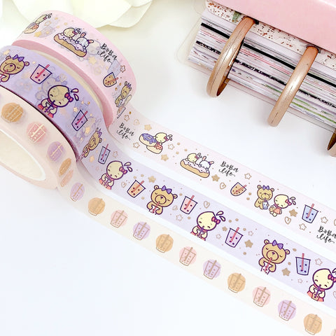 Bobalicious | Washi Tape Set