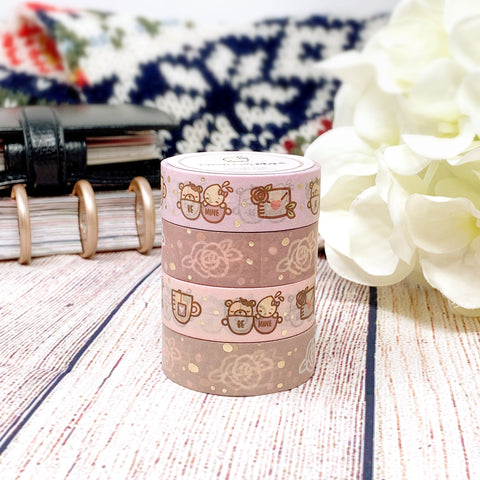 Love You | Washi Tape Set