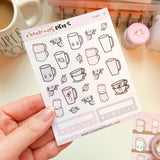 My Cups Collection (Mini Vertical Kit) | Mini Bundle