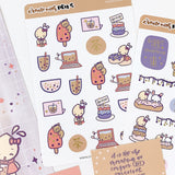 March 2021 Deco Kit (Bubblicious) Monthly Subscription