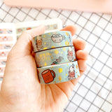 Christmas Cups Washi Tape | Winter 2020 Collection